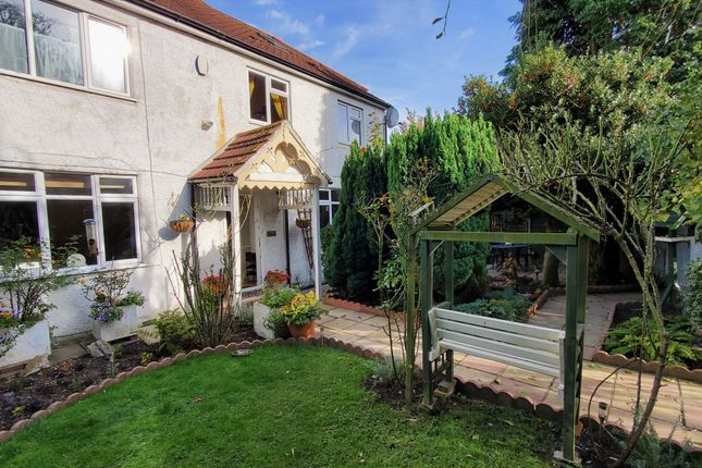 Thumbnail Semi-detached house for sale in Gander Green Lane, North Cheam, Sutton