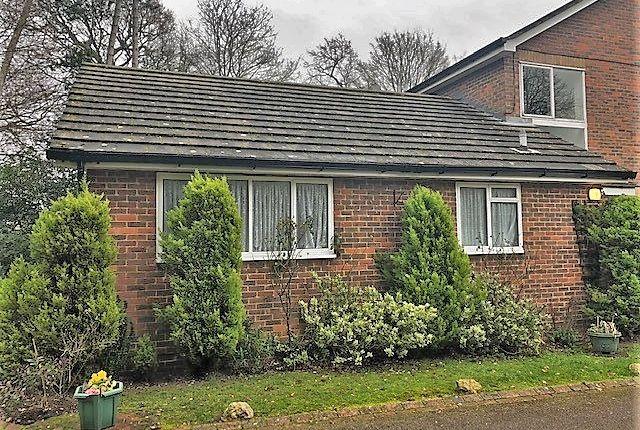 Semi-detached bungalow in  Pinewood Lodge  The Rutts  Bushey Heath  Bushey W Watford