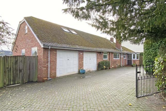 Thumbnail Detached house for sale in Hampton Park Road, Hampton Park, Hereford