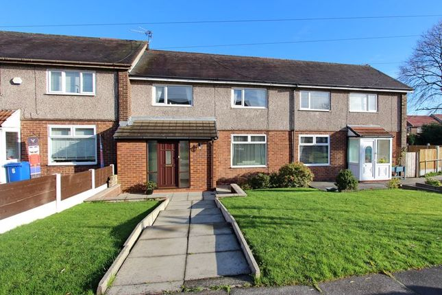 3 bed terraced house for sale in Douglas Way, Whitefield, Manchester M45