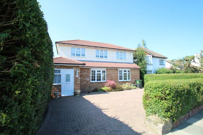 Thumbnail Detached house to rent in St. Georges Road, Petts Wood, Orpington