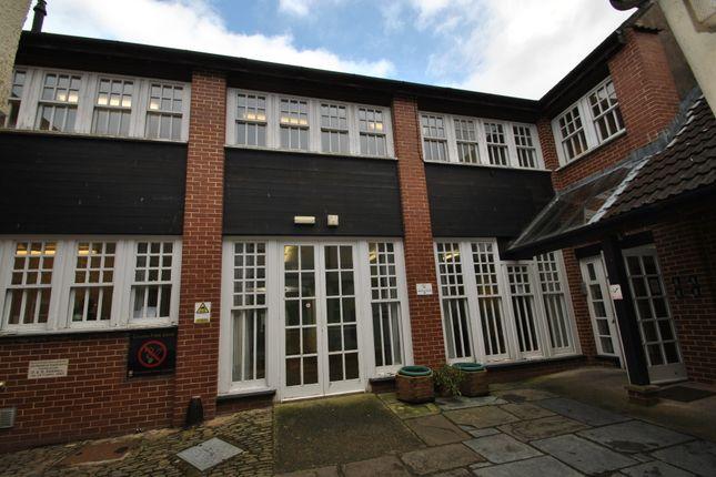 Office to let in Castle Street, Barnstaple