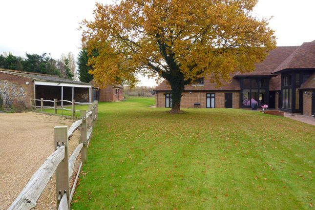 Thumbnail Property to rent in Tithe Barn, Eynsford Road, Crockenhill