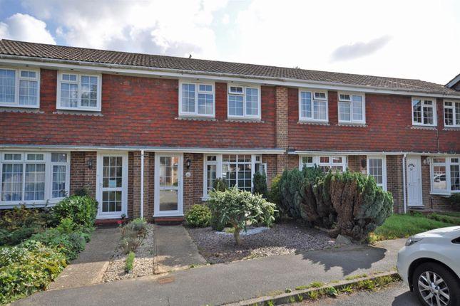 Thumbnail Terraced house for sale in Cromer Way, Hailsham