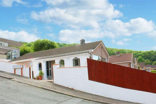 Thumbnail Detached bungalow for sale in Reddington Road, Plymouth, Devon