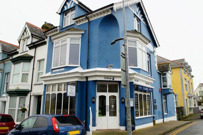 Thumbnail Restaurant/cafe for sale in Mona Terrace, Criccieth