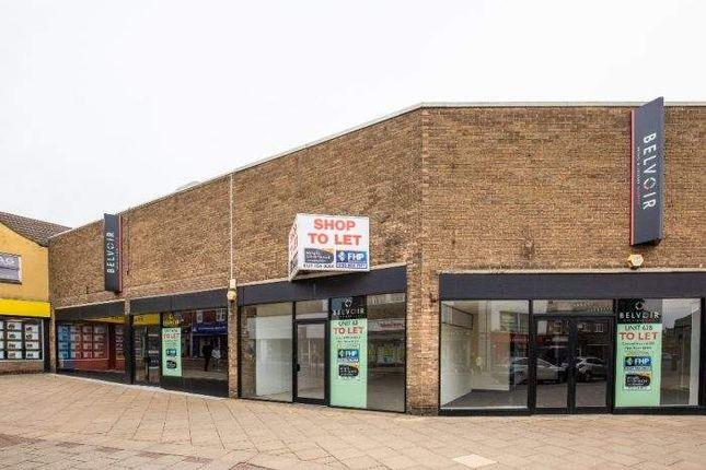 Thumbnail Retail premises to let in Unit 63 Belvoir Shopping Centre, Coalville, Coalville