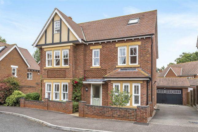 Thumbnail Detached house for sale in Burr Close, Kempston, Bedford