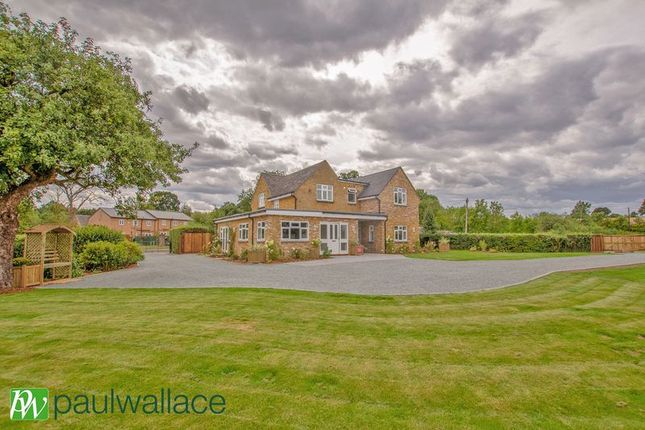Thumbnail Detached house for sale in Laundry Lane, Nazeing, Waltham Abbey