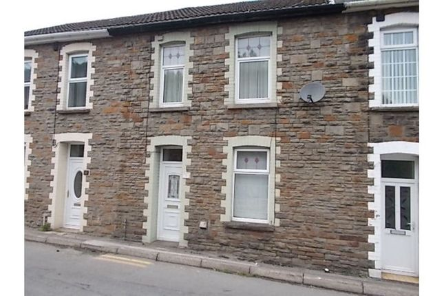 Thumbnail Terraced house for sale in Herbert Terrace, Hafodyrynys, Crumlin
