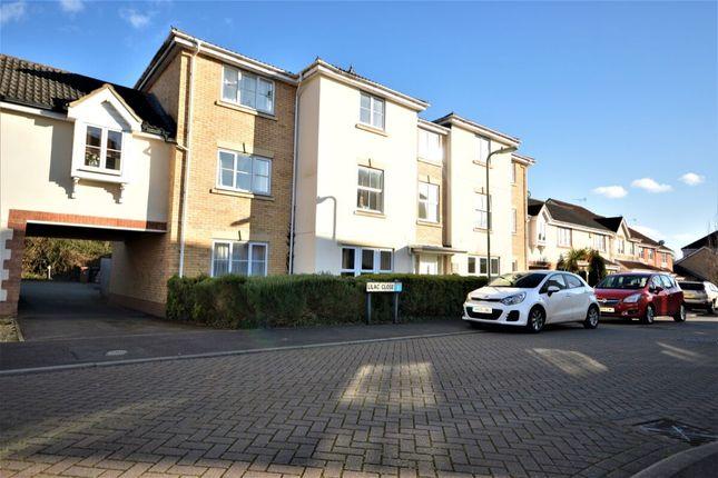 Thumbnail Flat to rent in Elder Crescent, Andover