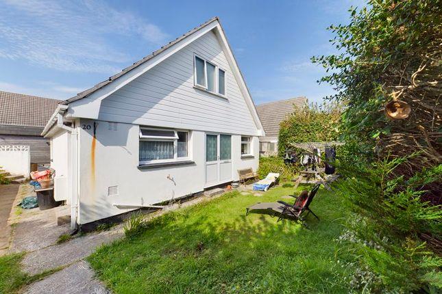 Thumbnail Detached house for sale in Langorran Road, Camborne