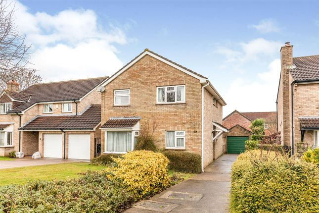Thumbnail Detached house for sale in Sunnyvale Drive, Longwell Green, Bristol