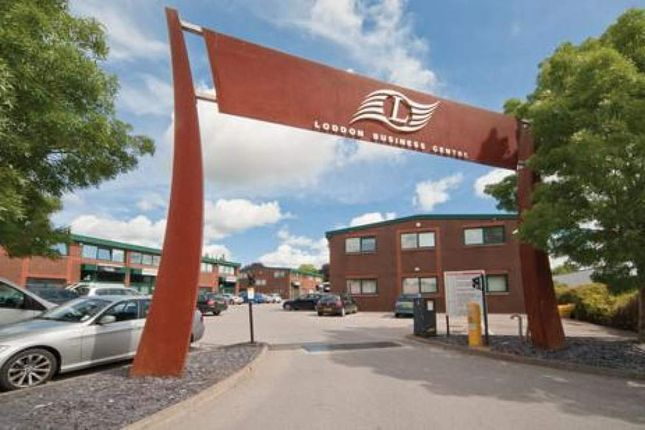 Thumbnail Office to let in Loddon Business Centre, Basingstoke