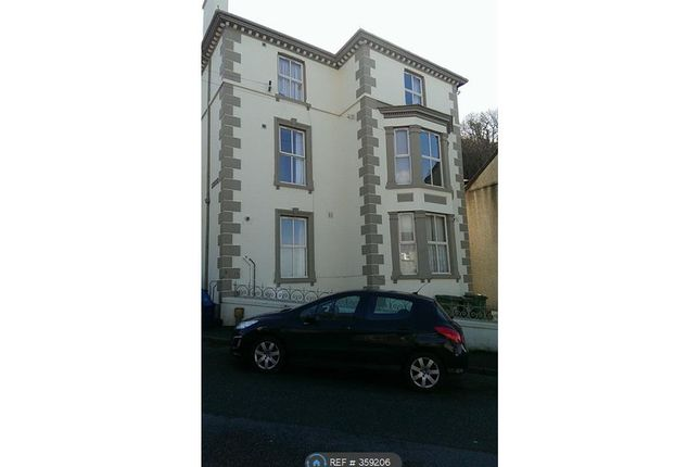 Thumbnail Flat to rent in Rowland Street, Caernarfon