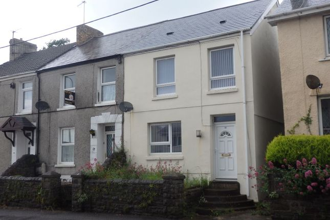 Thumbnail Semi-detached house for sale in Danlan Road, Pembrey, Burry Port