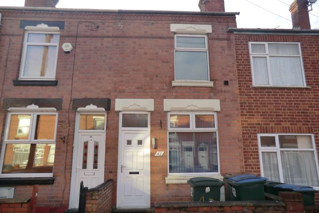 Thumbnail Terraced house to rent in Harley Street, Stoke, Coventry