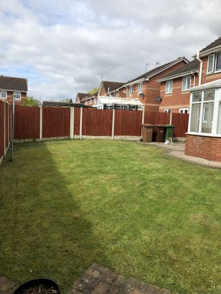 Thumbnail Detached house to rent in The Leys, South Kirkby, Pontefract
