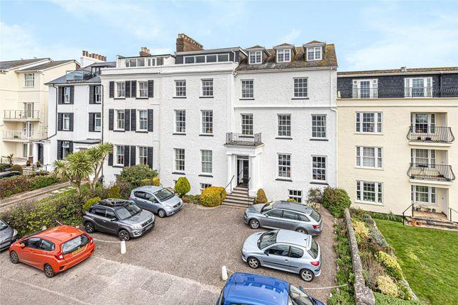 2 bed flat for sale in Highcliffe, 10 Louisa Terrace, Exmouth, Devon EX8