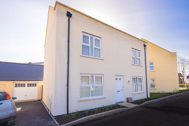 Thumbnail Detached house to rent in Whitsun Leaze, Charlton Hayes, Bristol