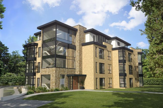 Thumbnail Flat for sale in Balcombe Breeze, Branksome Park, Poole