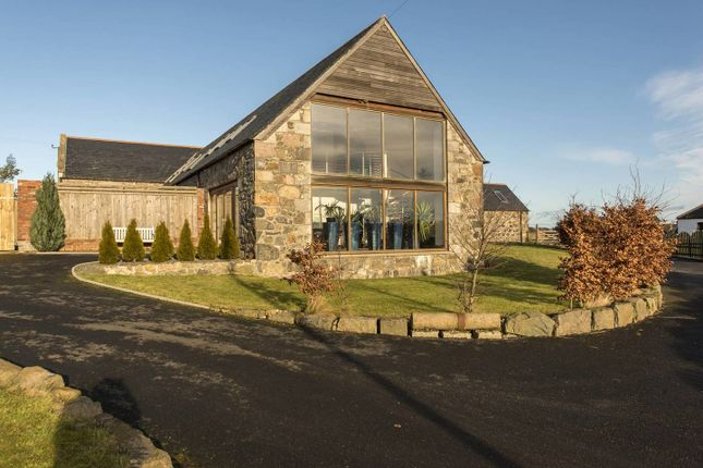 Thumbnail Farmhouse for sale in Lethenty, Inverurie, Aberdeenshire