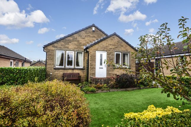 Thumbnail Detached bungalow for sale in Gosport Close, Outlane, Huddersfield