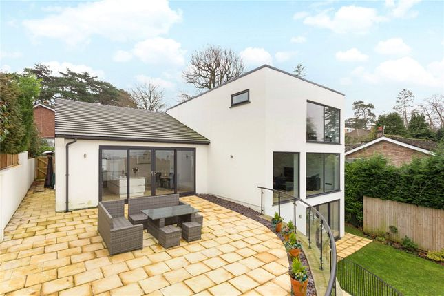 Thumbnail Detached house for sale in Mariners Drive, Sneyd Park, Bristol