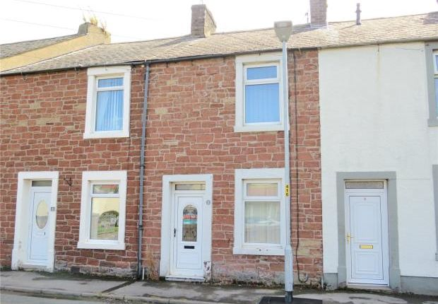 Thumbnail Terraced house to rent in Shaw Street, Maryport, Cumbria