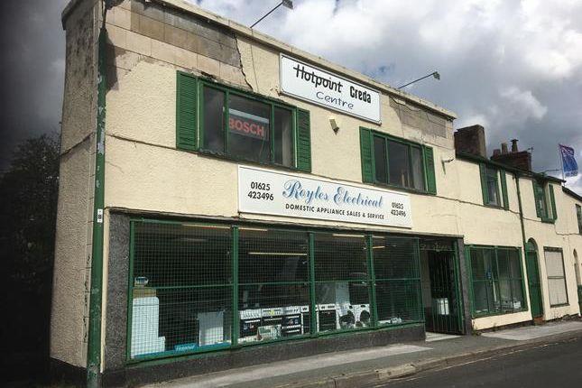 Thumbnail Retail premises for sale in 61-67 Park Lane, Macclesfield, Cheshire