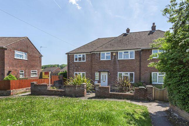 Thumbnail Semi-detached house for sale in Newbury, Berkshire