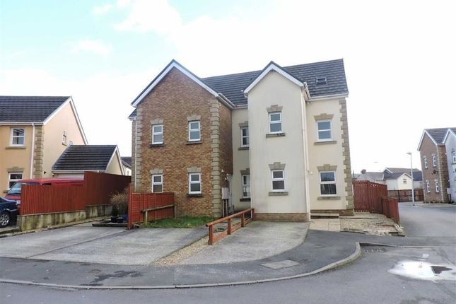 Thumbnail Terraced house for sale in Maes Abaty, Whitland, Carmarthenshire