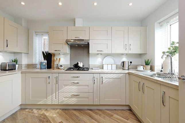 Kitchen of Colemansmoor Road, Woodley, Reading RG5