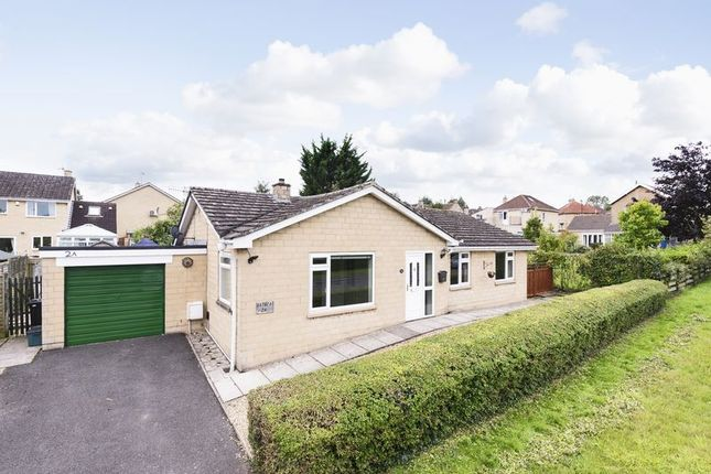 Thumbnail Detached bungalow to rent in Hillcrest Drive, Bath