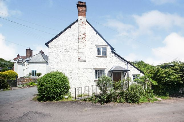 Thumbnail End terrace house for sale in Wootton Courtenay, Minehead