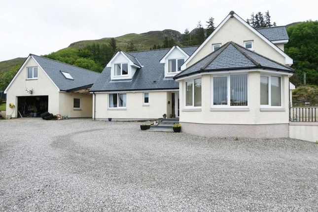 Thumbnail Detached house for sale in Dornie, Kyle