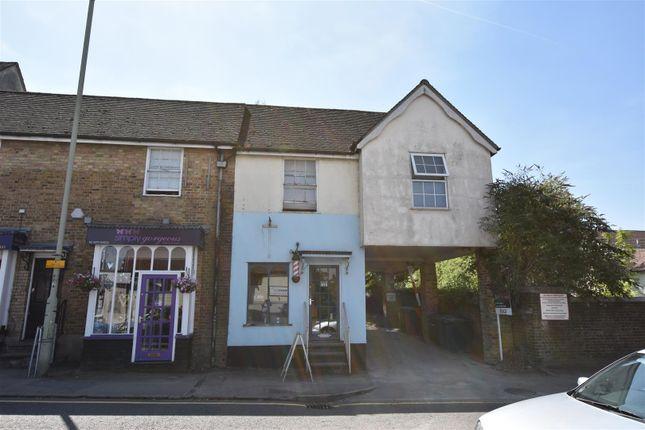 Thumbnail Flat for sale in Hockerill Street, Bishop's Stortford