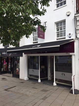 Thumbnail Retail premises to let in 4 High Street, Maidenhead