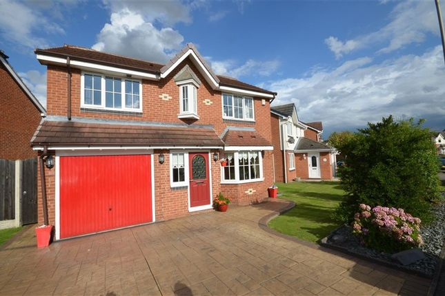 Thumbnail Detached house to rent in Clover Walk, Upton, Pontefract