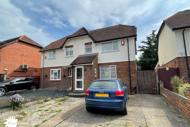 Thumbnail Semi-detached house to rent in Collingwood Road, Uxbridge