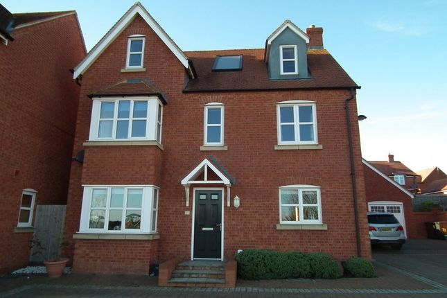 Thumbnail Property to rent in Sam Harrison Way, Northampton