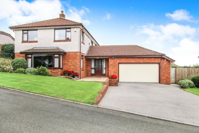 Thumbnail Detached house for sale in Love Lane, Bodmin, Cornwall