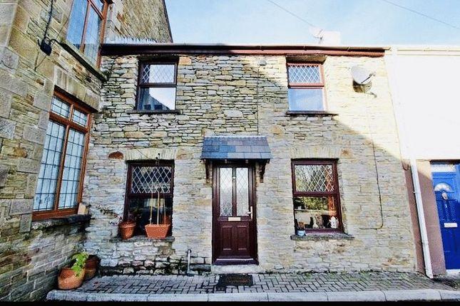 Thumbnail Terraced house to rent in Heol Sticil-Y-Beddau, Llantrisant, Pontyclun