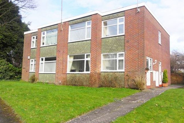 Thumbnail Flat to rent in Shenstone Court, Wolverhampton