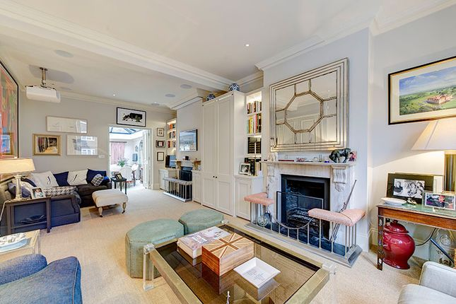 Thumbnail Town house to rent in Brynmaer Road, London