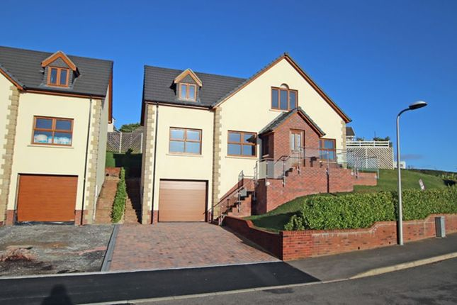 Thumbnail Detached house for sale in Trem Y Cwm, Llangynin, St Clears