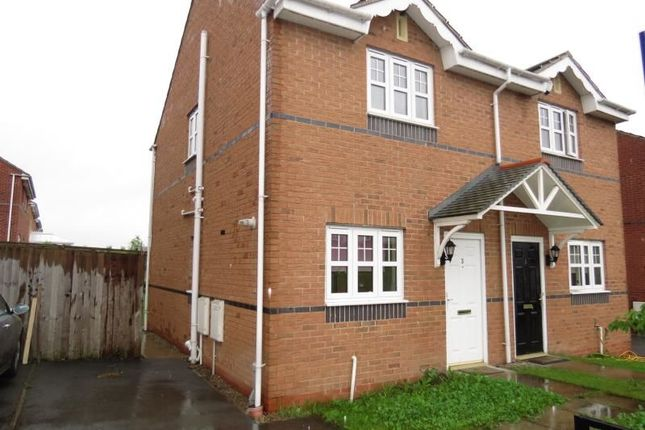 Thumbnail Semi-detached house to rent in Cartmell Court, Leeds