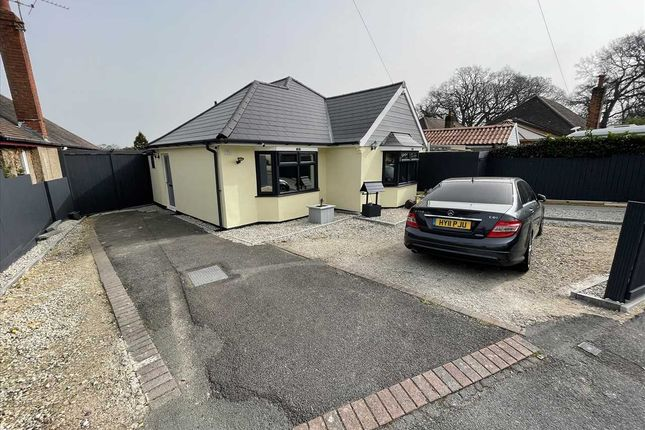 Thumbnail Detached bungalow for sale in Wicket Road, Kinson, Bournemouth