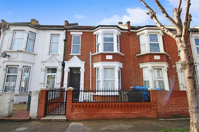 4 bed terraced house for sale in Whitney Road, London, London