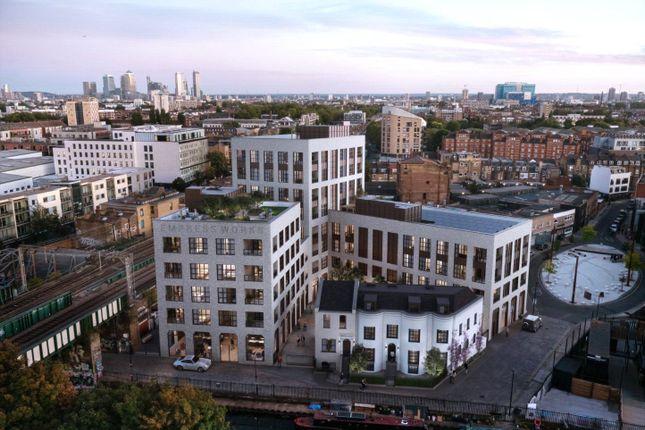 2 bed flat for sale in Empress Works, Corbridge Crescent, London E2